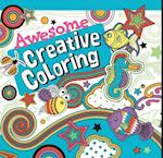 Awesome Creative Coloring (Doodle Pad)