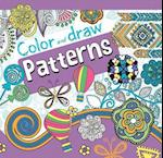 Color and Draw Patterns (Doodle Pad)