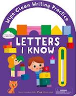 Letters I Know (Start Little Learn Big)