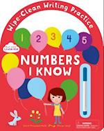 Numbers I Know (Start Little Learn Big)