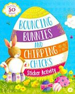 Bouncing Bunnies and Chirping Chicks Sticker Activity