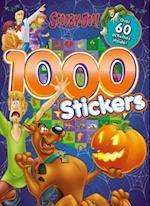 Scooby-Doo 1000 Stickers (1000 Stickers)