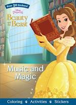 Disney Princess Beauty and the Beast Music and Magic