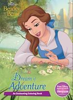 Disney Princess Beauty and the Beast Dream of Adventure