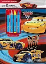Disney Pixar Cars 3 Rev It Up!