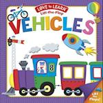 Lift-The-Flap Vehicles (Love to Learn)
