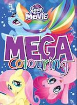 My Little Pony The Movie Mega Colouring af Parragon Books Ltd