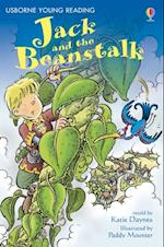 Jack and the Beanstalk (Usborne Young Reading)