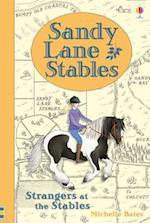 Sandy Lane Stables - Strangers at The Stables (Young Reading, nr. 4)