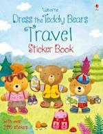Dress the Teddy Bears Travel Sticker Book (Dress the Teddy Bears)