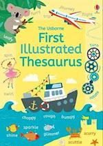 First Illustrated Thesaurus (Illustrated Dictionaries and Thesauruses)