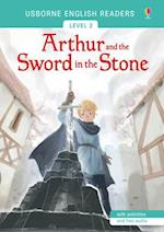 Usborne English Readers Level 2: Arthur and the Sword in the Stone (Usborne English Readers)
