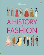 A History of Fashion (Sticker Dolly Dressing)