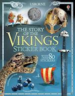 The Story of the Vikings Sticker Book (Sticker Books)