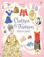 Clothes and Fashion Picture Book [Library Edition]