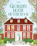 Georgian House Picture Book (First Colouring Books)