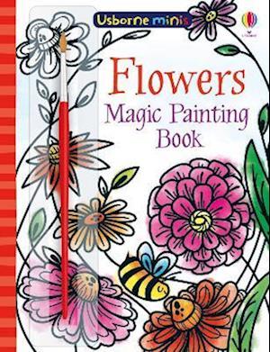 Magic Painting Flowers