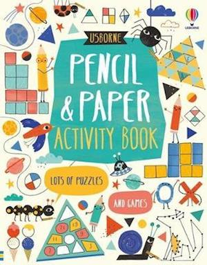 Pencil and Paper Activity Book