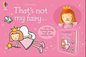 That's not my fairy... Book and Toy