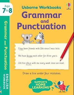 Usborne Workbooks Grammar and Punctuation 7-8
