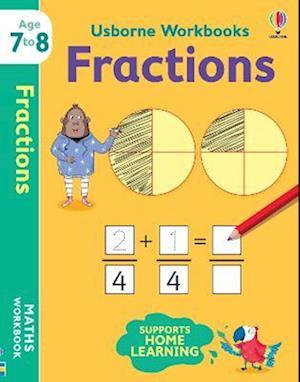 Usborne Workbooks Fractions 7-8