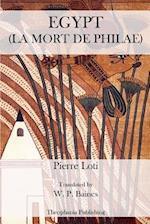 Egypt La Mort de Philae