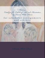 Children Catalogue for Exhibit of Art and Illustration by Donna White-Davis