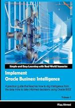 Implement Oracle Business Intelligence af Riaz Ahmed