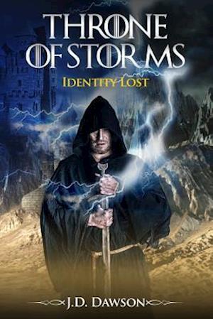 Bog, paperback Throne of Storms af J. D. Dawson