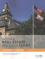 Modern Real Estate Practice in Texas (MODERN REAL ESTATE PRACTICE IN TEXAS)