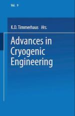 Advances in Cryogenic Engineering: Proceedings of the 1963 Cryogenic Engineering Conference University of Colorado College of Engineering and National