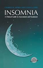 Insomnia: A Clinical Guide to Assessment and Treatment af Charles M. Morin, Colin A. Espie