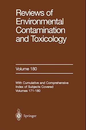Reviews of Environmental Contamination and Toxicology : Continuation of Residue Reviews