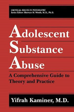 Adolescent Substance Abuse : A Comprehensive Guide to Theory and Practice