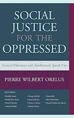 Social Justice for the Oppressed
