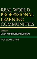 Real World Professional Learning Communities