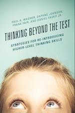 Thinking Beyond the Test af Paul A. Wagner