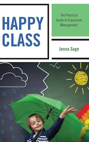 Bog, hardback Happy Class af Jenna Sage
