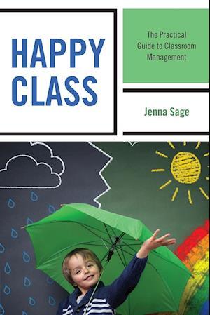 Bog, paperback Happy Class af Jenna Sage