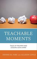Teachable Moments af Allison Coyle, Dennis M. Fare