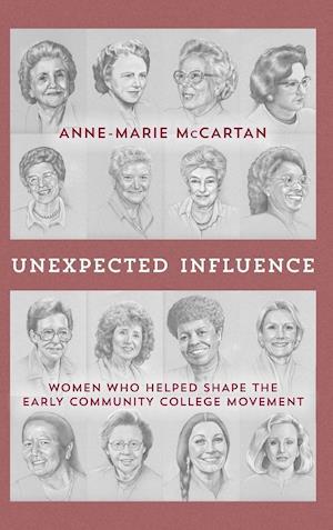 Bog, hardback Unexpected Influence af Anne-Marie McCartan