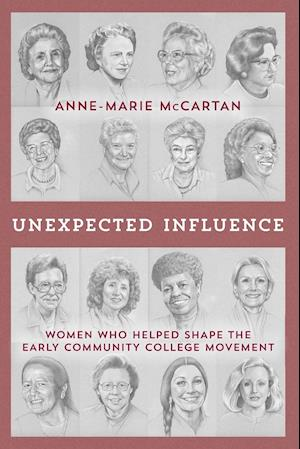 Bog, paperback Unexpected Influence af Anne-Marie McCartan
