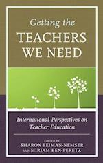 Getting the Teachers We Need