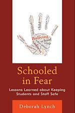 Schooled in Fear