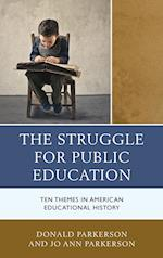 The Struggle for Public Education