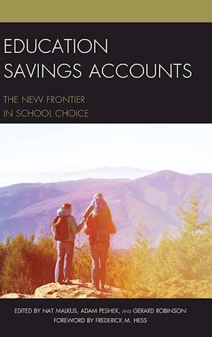 Bog, hardback Education Savings Accounts af Gerard Robinson