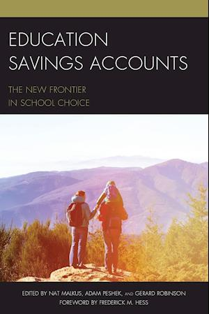 Bog, paperback Education Savings Accounts af Gerard Robinson
