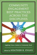 Community Engagement Best Practices Across the Disciplines