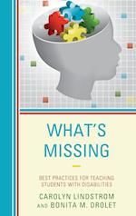 What's Missing af Carolyn Lindstrom