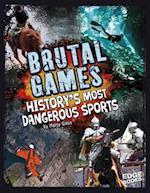 Brutal Games! af Marty Gitlin
